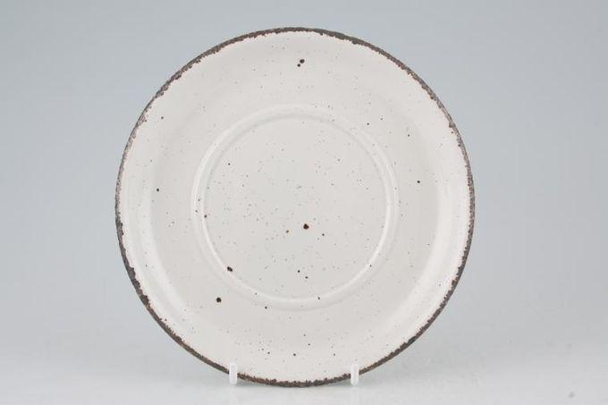 "Midwinter Spring Tea Saucer plain, no pattern (Creation) 6 1/8"""