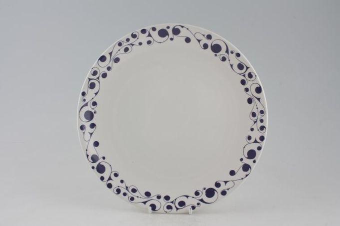 """Midwinter Pierrot - Nigel Wilde Dinner Plate 10"""""""