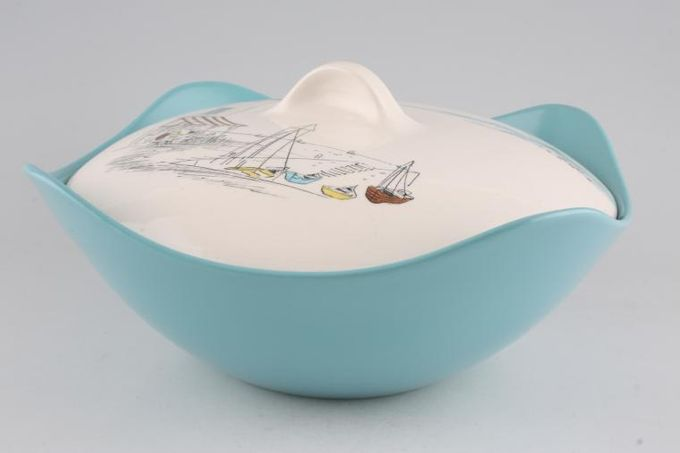 Midwinter Cannes Vegetable Tureen with Lid Lidded