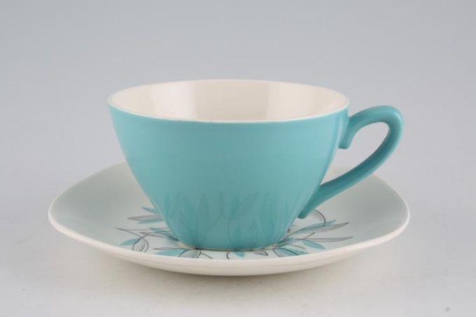 Midwinter Cassandra Cup and Saucer Set