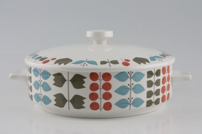 Midwinter Cherry Tree Vegetable Tureen with Lid