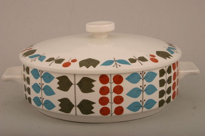 Midwinter Cherry Tree Vegetable Tureen Lid Only