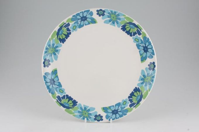 Midwinter English Garden Dinner Plate 10""
