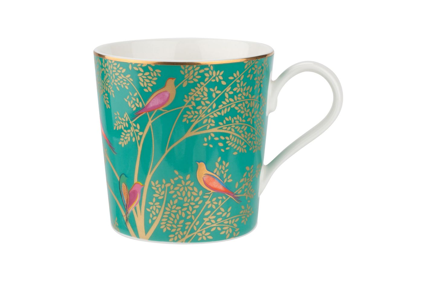 Sara Miller London for Portmeirion Chelsea Collection Mug Green 0.34l thumb 1