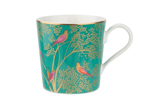 Sara Miller London for Portmeirion Chelsea Collection Mug Green 0.34l