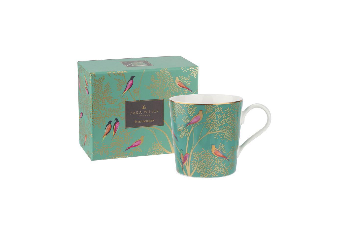 Sara Miller London for Portmeirion Chelsea Collection Mug Green 0.34l thumb 2