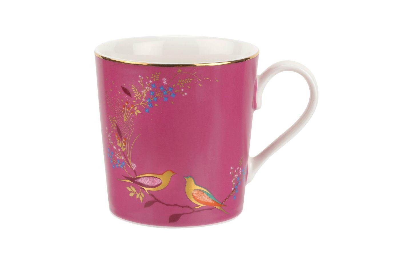 Sara Miller London for Portmeirion Chelsea Collection Mug Pink 0.34l thumb 1