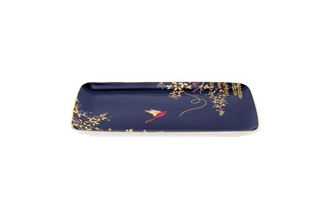 Sara Miller London for Portmeirion Chelsea Collection Trinket Tray 19cm