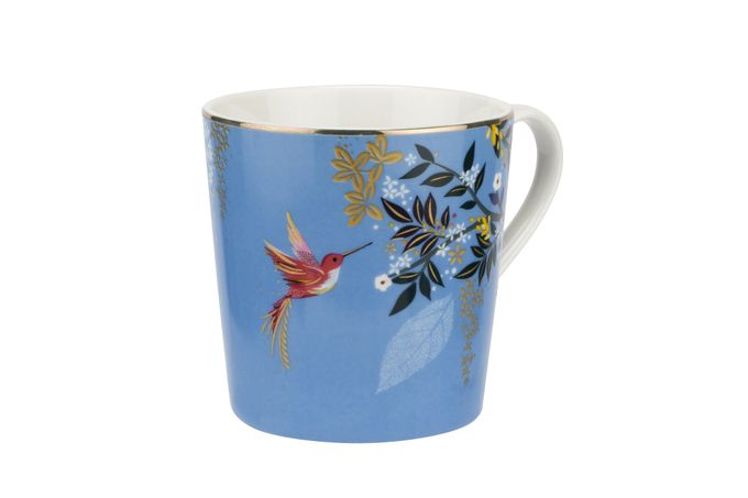 Sara Miller London for Portmeirion Chelsea Collection Mug Light Blue 0.34l