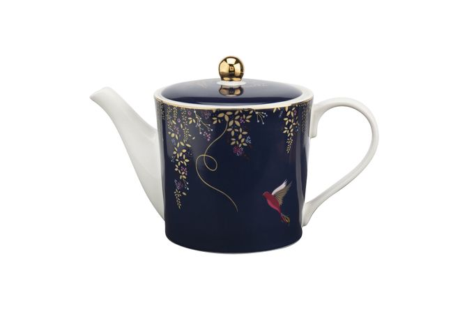 Sara Miller London for Portmeirion Chelsea Collection Teapot 0.5l
