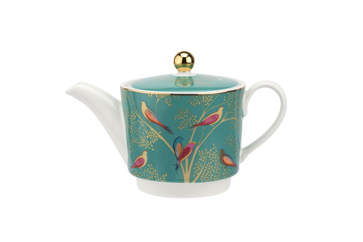 Sara Miller London for Portmeirion Chelsea Collection Tea For One Green 0.35l thumb 4
