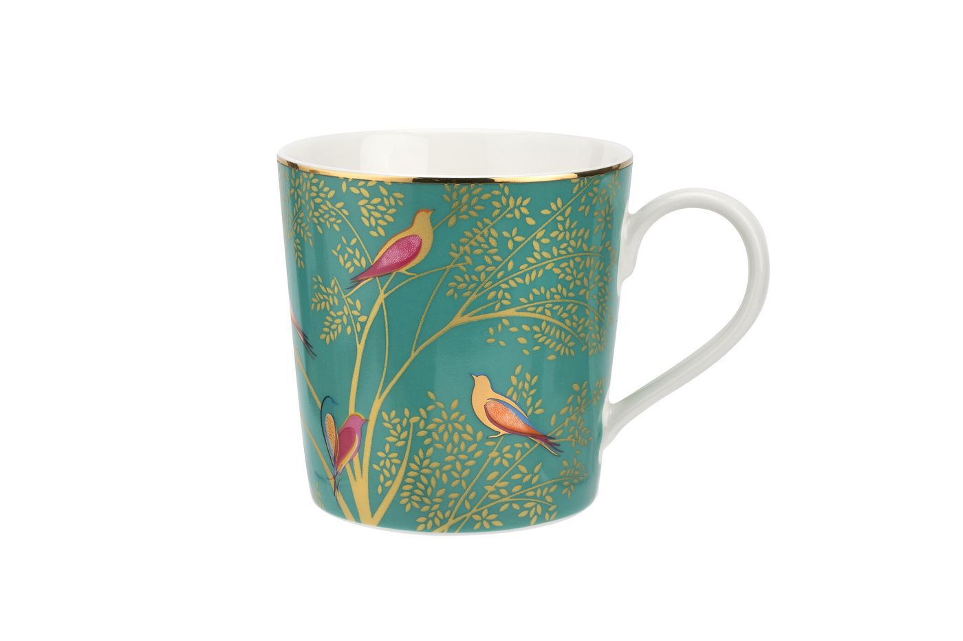 Sara Miller London for Portmeirion Chelsea Collection Tea For One Green 0.35l thumb 5