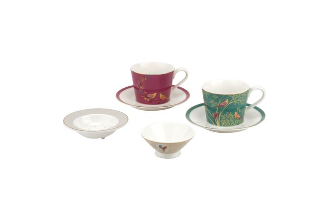 Sara Miller London for Portmeirion Chelsea Collection Tea For Two