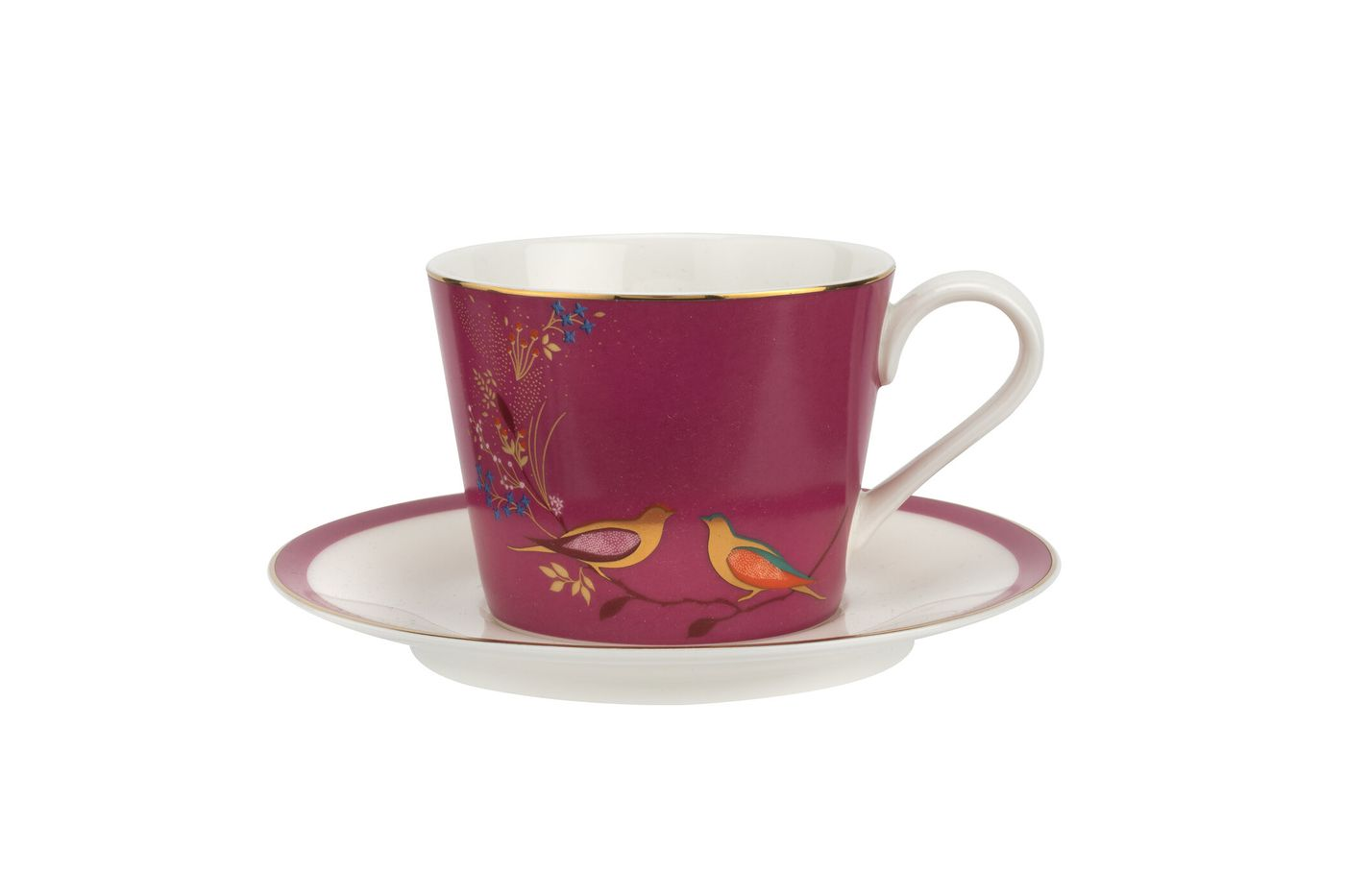 Sara Miller London for Portmeirion Chelsea Collection Tea For Two thumb 2