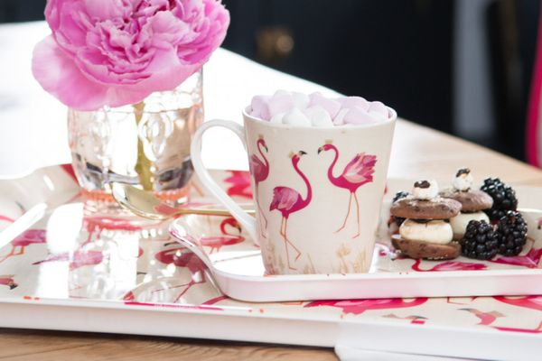 Sara Miller London for Portmeirion The Flamingo Collection