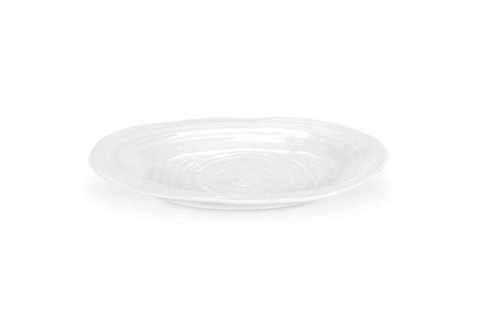 Sophie Conran for Portmeirion White Oval Plate / Platter Small 29.5 x 21.5cm
