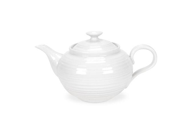 Sophie Conran for Portmeirion White Teapot Gift Boxed 1.13l