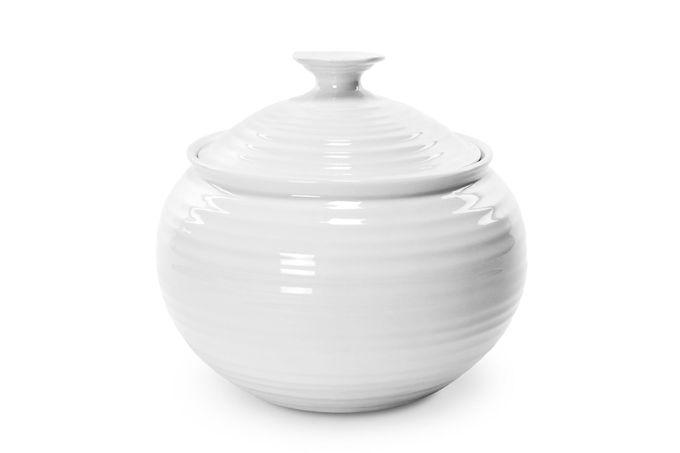 Sophie Conran for Portmeirion White Casserole Dish + Lid 2.5l