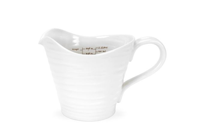 Sophie Conran for Portmeirion White Measuring Jug 1l