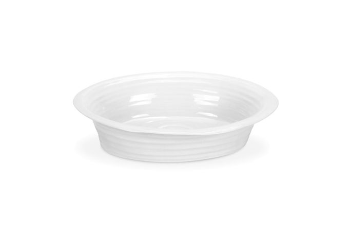 Sophie Conran for Portmeirion White Pie Dish Large Oval 29.5cm