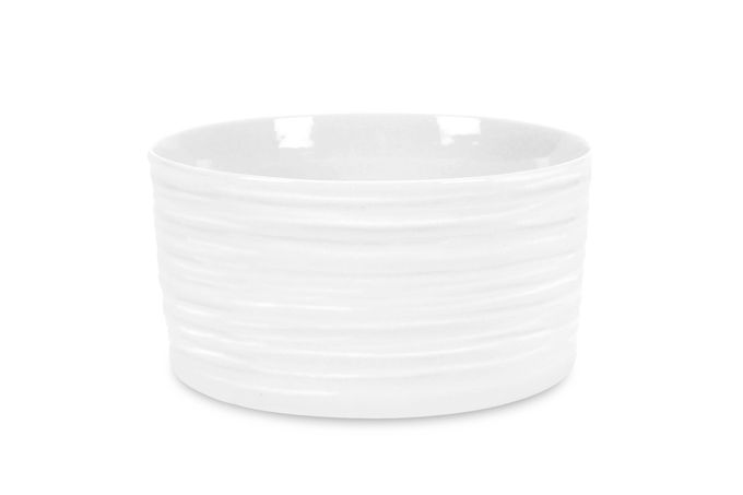 Sophie Conran for Portmeirion White Ramekin Small, Gift Boxed Set of 4 9 x 4.5cm