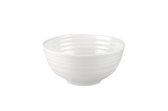 Sophie Conran for Portmeirion White Bowl 12.5cm
