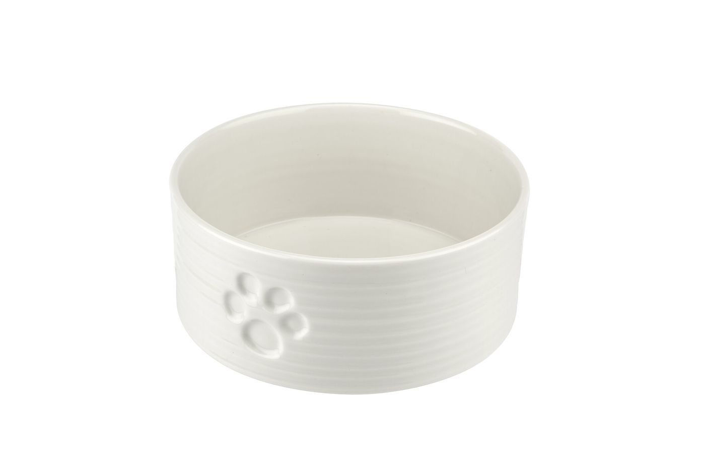 Sophie Conran for Portmeirion White Pet Bowl 15.25cm thumb 2