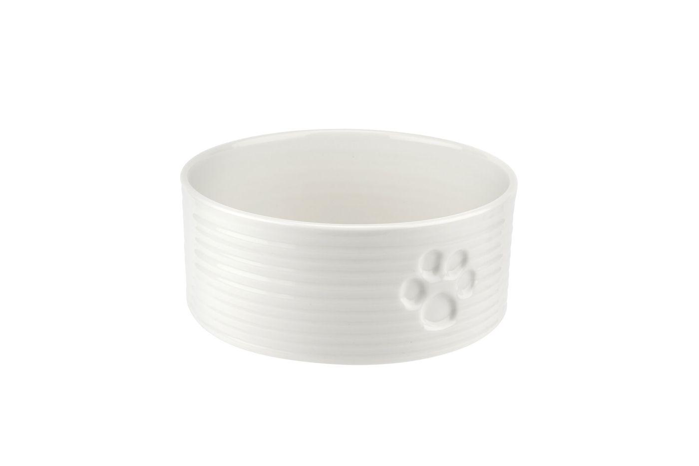 Sophie Conran for Portmeirion White Pet Bowl 15.25cm thumb 3