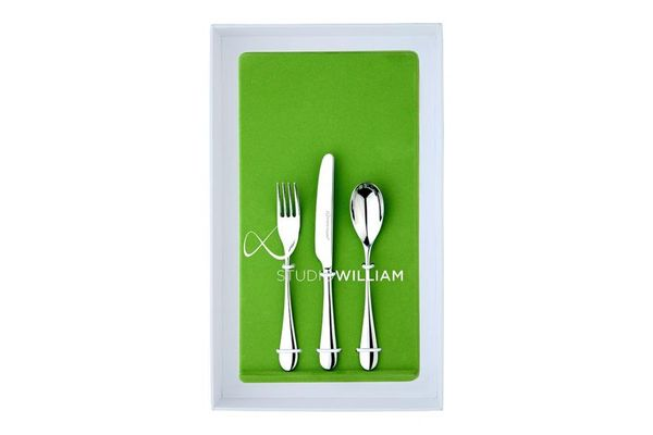 Studio William Mulberry Children's Cutlery Set 3 Piece