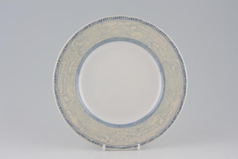 BHS - Acanthus - Blue - Starter / Salad / Dessert Plate