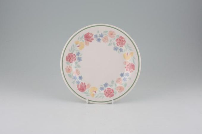 "BHS Floral Garden Tea / Side Plate 7"""
