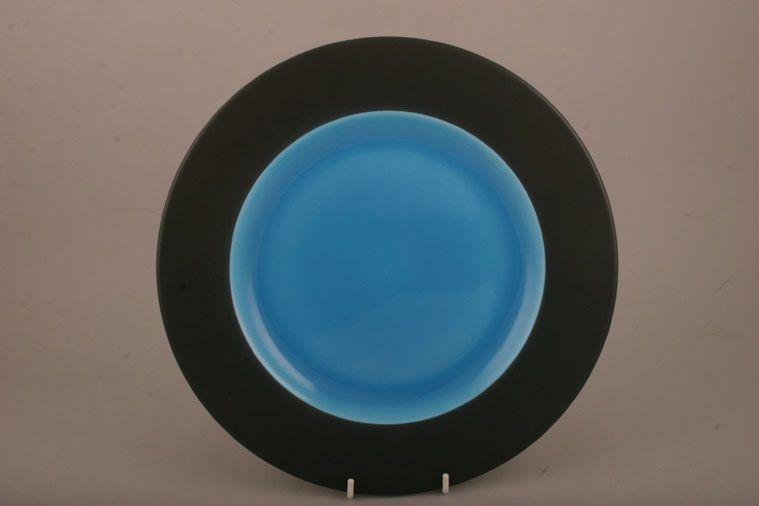 BHS - Graphite - Blue - Dinner Plate