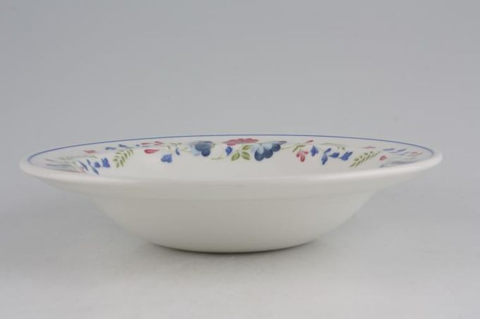 """BHS Priory Soup / Cereal Bowl Rimmed 6 1/2"""""""