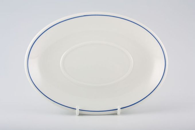 """BHS Priory Sauce Boat Stand 8 1/4"""""""
