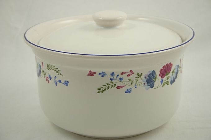 BHS Priory Casserole Dish + Lid 3 1/2pt