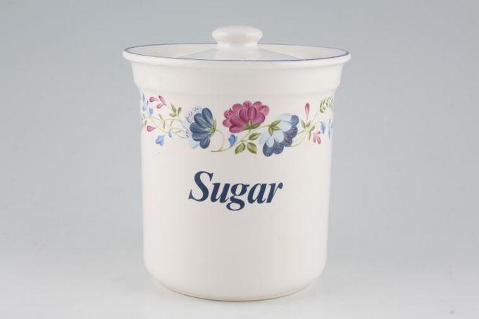 """BHS Priory Storage Jar + Lid Sugar 5 1/4"""""""