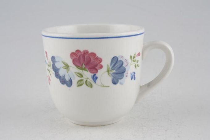 """BHS Priory Coffee Cup 2 1/2 x 2 3/8"""""""
