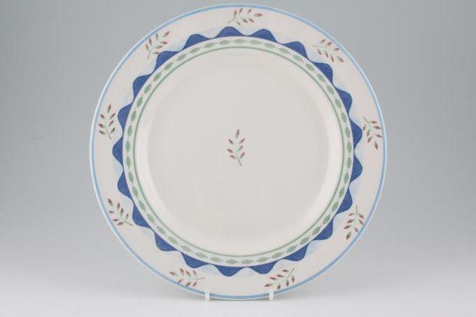 "BHS Rivermead Dinner Plate 10 1/4"""