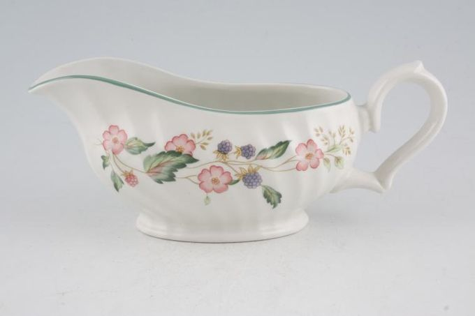 BHS Victorian Rose Sauce Boat