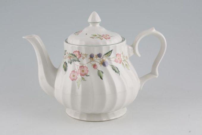 BHS Victorian Rose Teapot 2 1/4pt