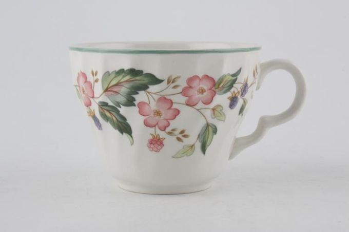 "BHS Victorian Rose Teacup 3 1/2 x 2 5/8"""