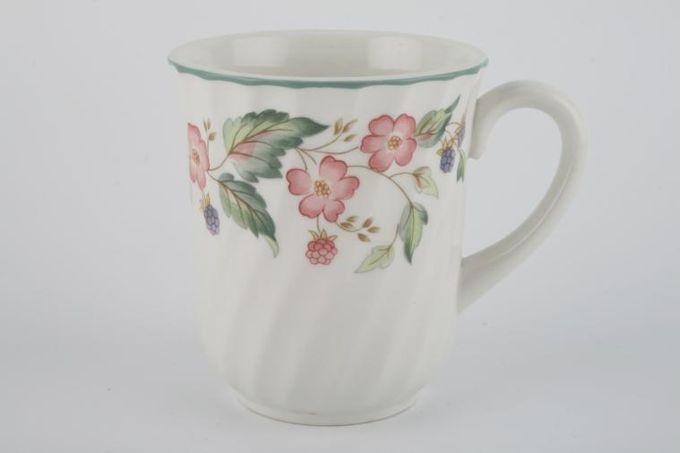 "BHS Victorian Rose Mug 3 1/4 x 3 5/8"""