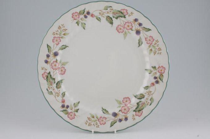 """BHS Victorian Rose Platter Round 12 1/2"""""""