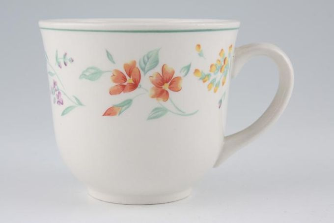 """BHS Botanical Teacup 3 1/4 x 2 7/8"""""""
