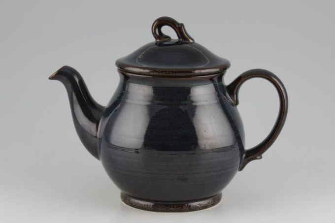 BHS Brecon Blue Teapot 2 1/2pt