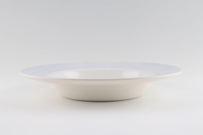"""BHS Simplicity Rimmed Bowl 9 3/4"""""""