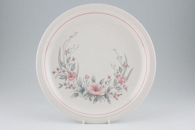 """BHS Garden Rose Dinner Plate 10 1/2"""""""