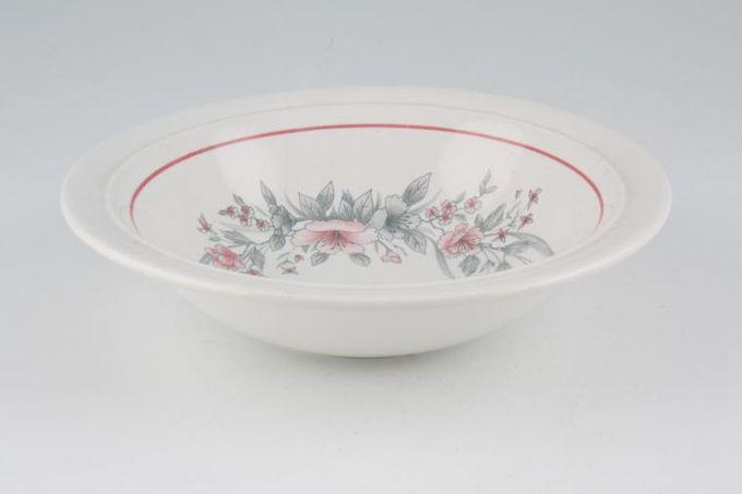 """BHS Garden Rose Soup / Cereal Bowl 6 3/4"""""""