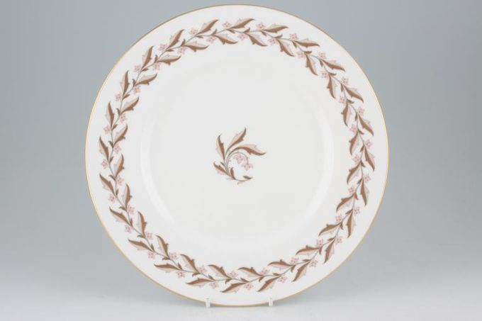 """Minton Rosewood - S640 Dinner Plate 10 1/2"""""""