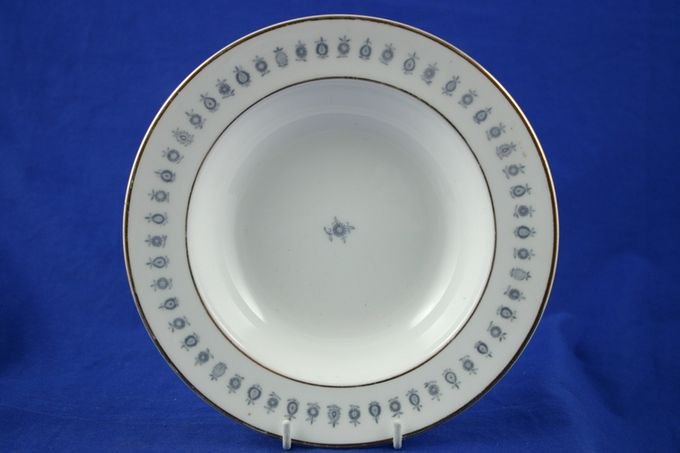 Minton Ancient Lights Rimmed Bowl 7 3/4""